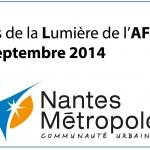 Journées nationales de la lumière 2014 - Nantes - 22 et 23 septembre 2014