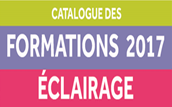 Programme des formations eclairage 2017