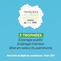 Trophées de l'éclairage innovant AFE/ID Efficience Territoriale ©