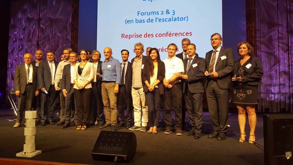 Trophées 2016 de l'éclairage innovant AFE/ID Efficience Territoriale ©