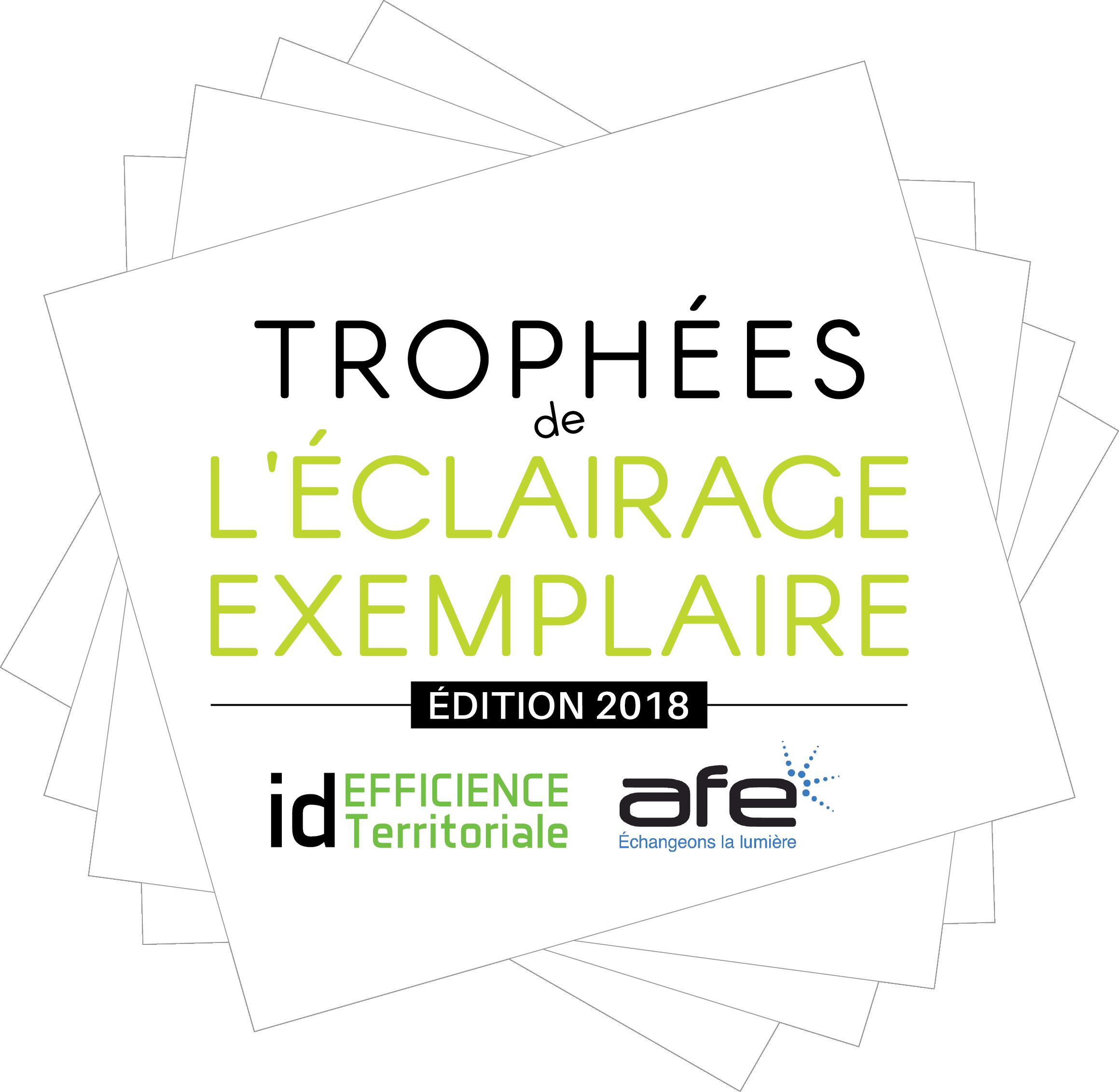 Trophées de l'éclairage exemplaire AFE / ID Efficience Territoriale